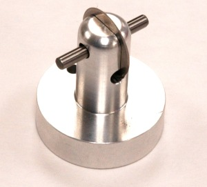 Mini rotary blade holder