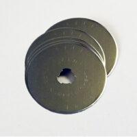 45mm Steel Rotary Blades - 72 dpi