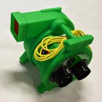 Vacuum Blower - 72 dpi