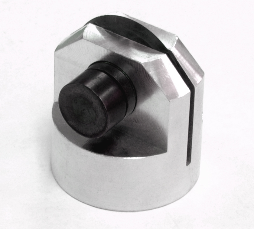 Carbide rotary blade holder