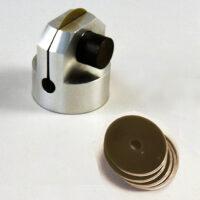 Ceramic Rotary Blade Holder with 10 Blades - 72 dpi