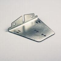 Steel E-Chain Head Bracket - 72 dpi